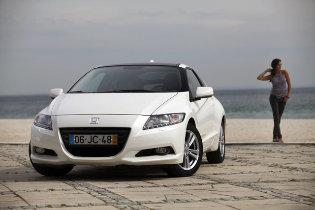 Honda CR-Z distinguido