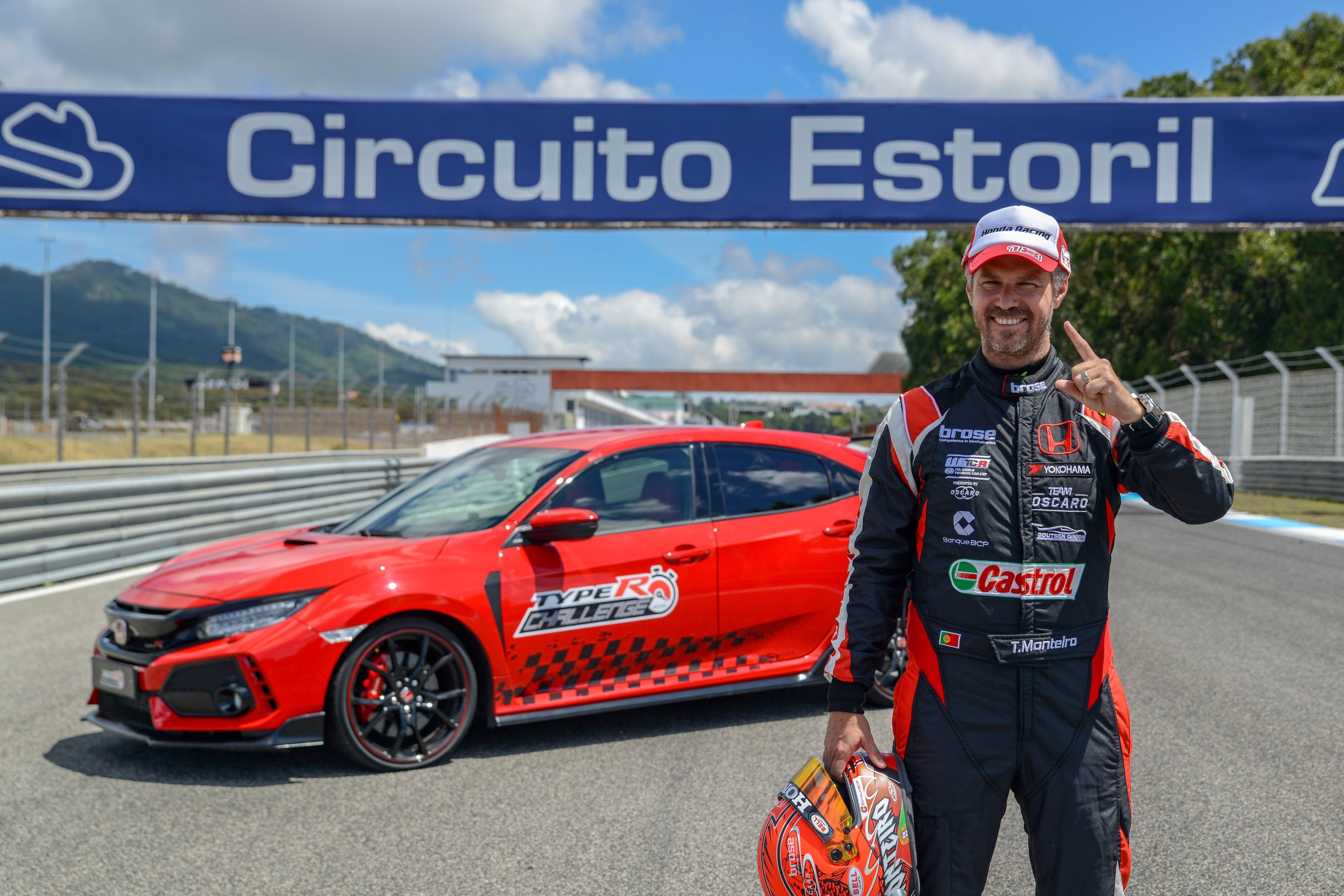 Honda Civic Type R Challenge